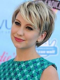 Short-Haircuts-for-Round-Face-Thin-Hair-ideas-for-2018-2