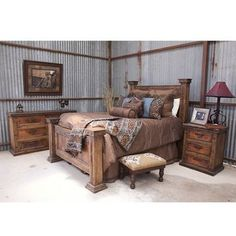111 Best Rustic Bedroom Furniture It S Like Sleeping With Nature