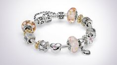 I would like charms for my Pandora bracelet. I only have one or two heart charms.