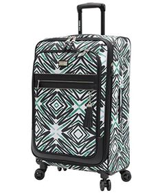 Find Steve Madden Tribal Luggage Large 29 Expandable Suitcase With Spinner Wheels Tribal) online. Shop the latest collection of Steve Madden Tribal Luggage Large 29 Expandable Suitcase With Spinner Wheels Tribal) from the popular stores - all in one Best Luggage, Carry On Luggage, Luggage Sets, Suitcases For Teens, Cute Suitcases, Luggage Reviews, Designer Luggage, Spinner Suitcase, Suitcase Bag