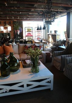 The Silk and Cotton Co Joburg showroom