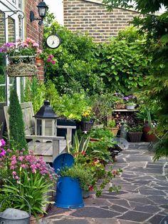 romantische gärten | Romantische Gärten Gestalten - kunstrasen garten