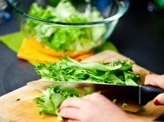 Joulupöydän salaatti
