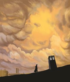 Lonely Doctor :`{ #doctorwho