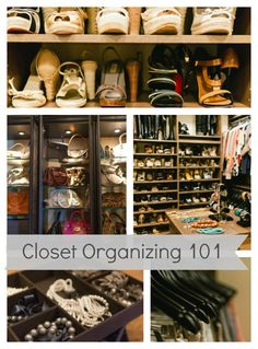 Learn Closet Organizing Easy tips for organizing your wardrobe and maximizing your closet space. Wardrobe Organisation, Household Organization, Closet Organization, Organizing Tips, Organization Ideas, Closet Redo, Wardrobe Closet, Closet Space, Closet Ideas