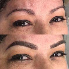 Sobrancelha fio a fio: as melhores técnicas para realçar o olhar - Dicas de Mulher Brow Studio, Eyebrows, Diva, Makeup, How To Make, Hair, Beauty, Perfect Eyebrows, Henna Eyebrows