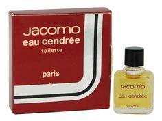 Jacomo - Miniature Eau cendrée - Toilette (Eau de toilette 2.5ml)