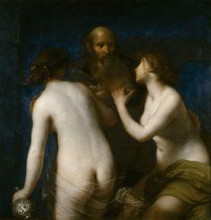 Francesco Furini - Lot e le figlie, ca. 1634   (2939×3051)