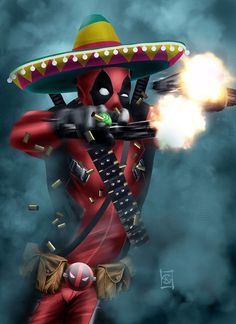 Mexicanpool Is a deadpool from mexico