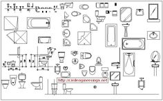 Kitchen Equipment Cad Block, Free download CAD Blocks