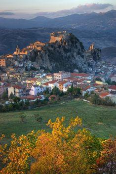 Bagnoli del Trigno (Isernia), Molise, Italy | #BnBGenius #lifeisajourney