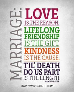 Marriage: Love is the reason. Marriage Life Quotes, Marriage Relationship, Relationships, I Love My Hubby, Love My Man, Love Time, Joy Of The Lord, Marriage And Family, Bible Verses Quotes