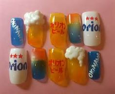 orion beer nail