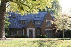 Tudor Revival at 5715 North Pennsylvania Street
