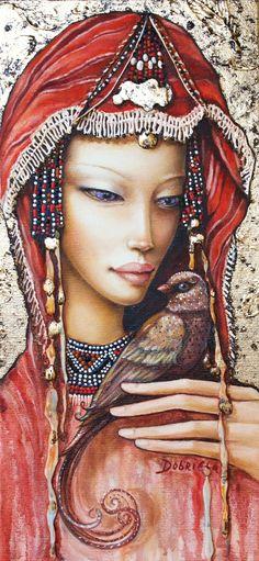 """"""" An exquisite bird """""""