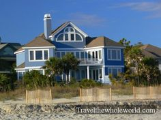 beach homes south carolina | South Carolina Travel