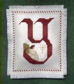 Angel Cross Stitch Christmas Ornaments - Christmas Cross Stitch Patterns