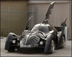 Want this to pick up the grandchildren ( **) ~~  Tim Flattery's Batmobile from Batman Forever.~~