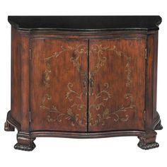 Found it at Wayfair - Norton Cabinet in Antique Cherry