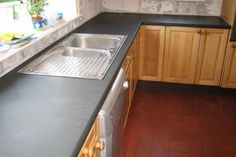 http://www.worktopfactory.co.uk/Materials/QuartzWorktops/QuartzBrands/DirescoWorktops/tabid/1268/Default.aspx     Diresco stone is more long lasting than the hardest natural rock worktops- even granite worktops, it's even more scratch resistant, completely waterproof, colour - quickly, dimension- preserving, and frost and corrosion - resistant. Diresco Worktop has impressive technical strength, and it's a wonderful choice for the kitchen and other areas in the residence.