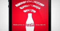 Coca Cola Implementing Free WiFi in Vending Machines. Coca Cola has recently launched their new range of vending machines that provide free WiFi to users