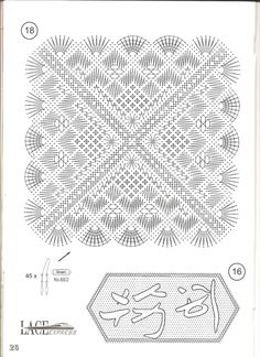 Archivo de álbumes Bobbin Lace Patterns, Doily Patterns, Crochet Patterns, Bobbin Lacemaking, Crochet Table Runner, Parchment Craft, Lace Heart, Lace Jewelry, Lace Making
