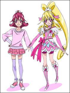 DokiDoki! Precure - Pretty Cure / Characters - TV Tropes