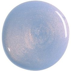 SpaRitual It's Raining Men Nail Lacquer | Pearl blue shimmer