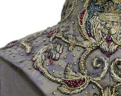 Sansa, Season 3: Sansa's symbolic wedding dress is probably one of my favorite pieces in the series.