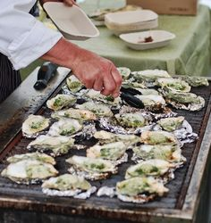 #FoodieFriday Seafood lovers can get their fix at the BC Shellfish Festival – a free event held at Comox Marina Park on Vancouver Island tomorrow. It brings together local producers and shellfish fans in the West Coast's biggest shellfish festival!