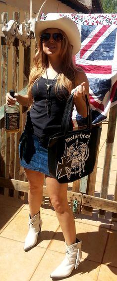 MOTORHEAD BAG