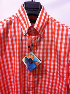 Paul & Shark Italy Yachting luxury beautiful short slv. shirt M /50/40US NWT$239 #PaulShark #ButtonFrontshortsleeveshirt