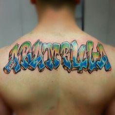 47 Name Tattoos: Identities Inked In Skin