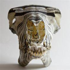 Anne Guest, re:produce, - 2011 Lion Sculpture, Statue, Contemporary, Artist, Artwork, Work Of Art, Sculptures, Artists, Sculpture