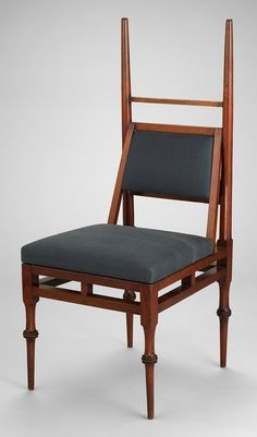 Artist: E. W.  Godwin ; Wm (William) Watt Artistic Furniture Warehouse Date: c. 1885