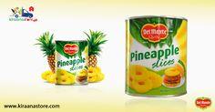 Buy Delmonte Pineapple Slice 840gm at Best Price from Kiraanstore.com.