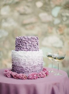 25 Oh So Pretty Wedding Cakes