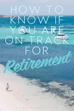 Curious about whether or not you will be able to retire?  Here is how you can get a rough idea of whether or not you will be able to retire!