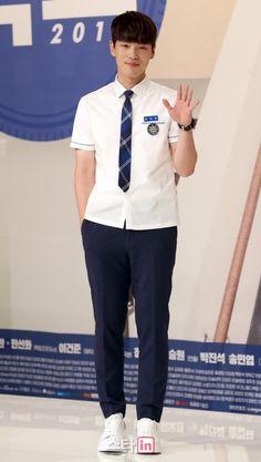 Kim Joong Hyun, Jung Hyun, Kim Jung, Korean Uniform School, School Uniform Outfits, Drama Korea, Korean Drama, School 2017, Uniform Design