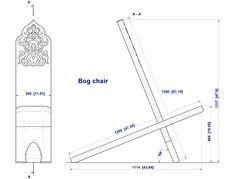 steckstuhl bauanleitung | basteln | pinterest | home, Hause und Garten