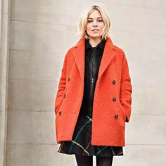 17de53ed4a0 Look femme Caroll - Nouvelle collection automne hiver 2015 2016 Sienna  Miller Style