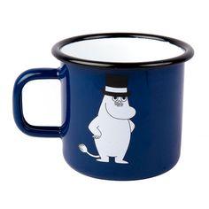 Moomin Muurla - ムーミン ムールラ マグカップ ムーミンパパ ネイビー 370ml