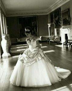 I want to take a princess picture like this...
