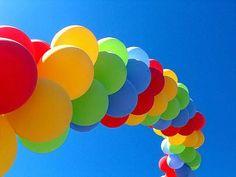 #73 šareni baloni