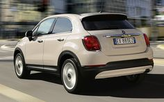 Fiat 500X, I really like this car!!