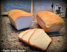 by Tammy Taylor *contains affiliate link RancherMan loves bread. A lot. And y'all know I like...