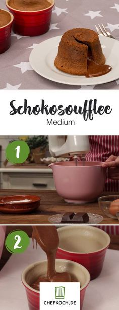 Schokosoufflee medium