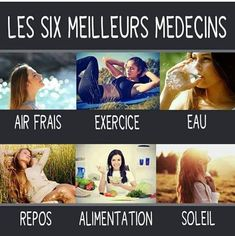 The best six Doctors: Fresh Air; That's part of healthy living. Natural Health Remedies, Natural Cures, Natural Healing, Wellness Quotes, Health And Wellness, Holistic Nutrition, Fitness Nutrition, Health Care, Relaxation Pour Dormir