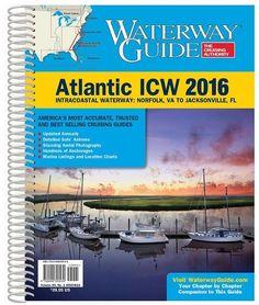 Dozier's Waterway Guide: Atlantic ICW 2016