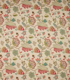 York Patterned Fabric | Contemporary Fabrics | Just Fabrics